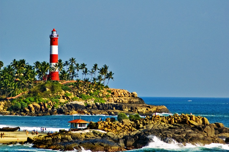 Beaches in Kovalam